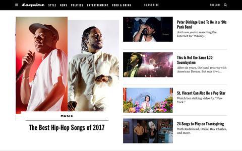 Music News 2017 - Latest Music Reviews