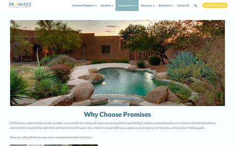 Our Promises to You | Luxury Drug Rehab