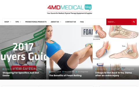 Your No. 1 Source For Medical Equipment & Supplies News, Savings and More.