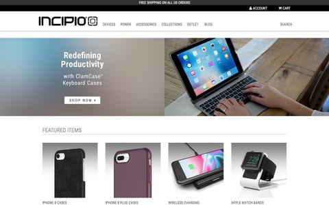Shop | Incipio