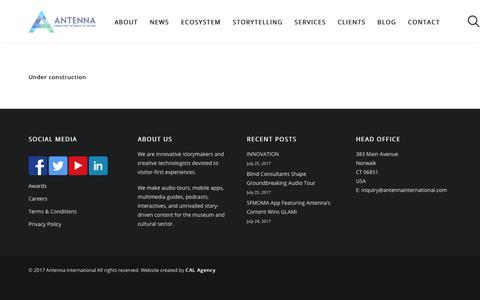 Careers - Antenna International