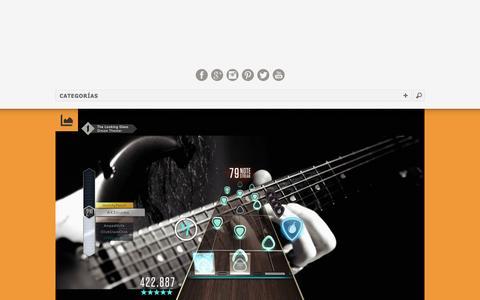 Screenshot of Home Page geekattacktv.com - GEEK ATTACK TV - Tu espacio Geek en la Web Garantizado! - captured July 12, 2016