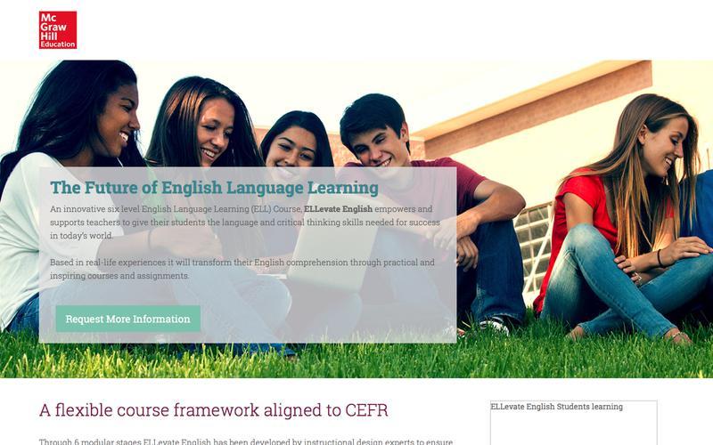 ELLevate English - Digital Language Learning Solution | McGraw-Hill Education