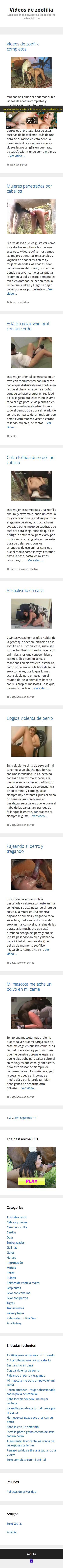 Caballos Follando Con Mujeres Porno Gratis web design example | a page on videoszoofiliaanimal | crayon