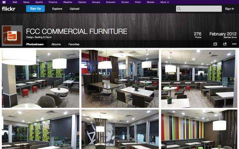 Screenshot of Flickr Page flickr.com - Flickr: Design, Seating & Decor's Photostream - captured Oct. 23, 2014