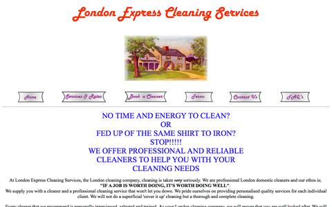 London Express Cleaning  London Regular Cleaning and Domestic Cleaning Services