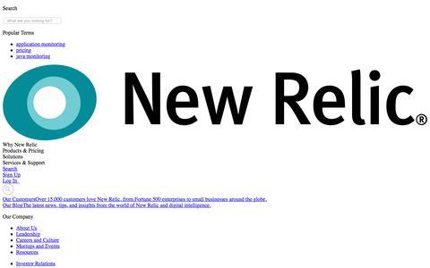 SendGrid Plugin | New Relic Plugins