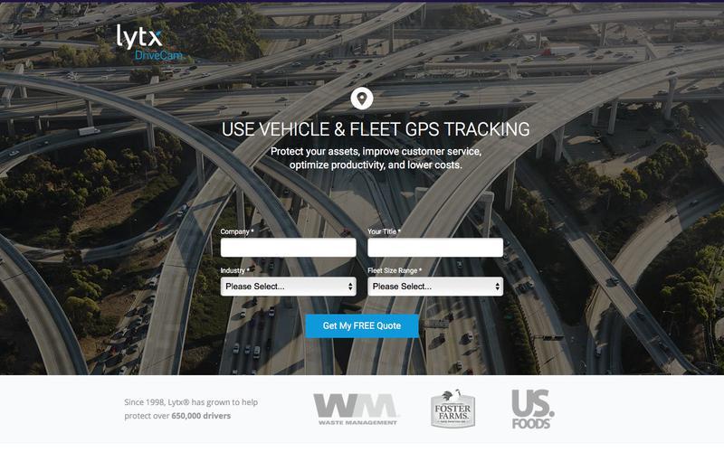 Vehicle & Fleet GPS Tracking | Lytx
