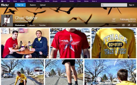 Screenshot of Flickr Page flickr.com - Flickr: FamousFitnessEnterprises' Photostream - captured Oct. 23, 2014