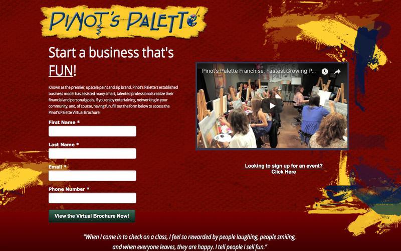 Pinot's Palette | A Fun Business