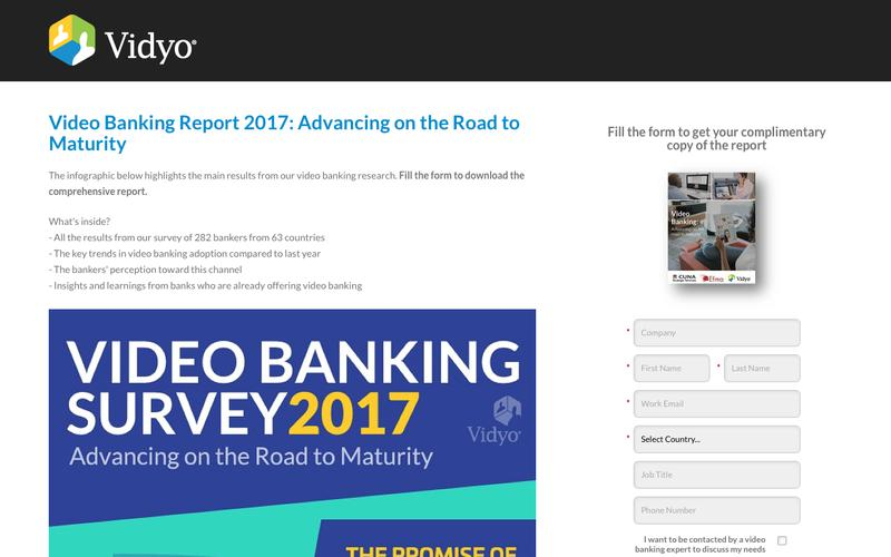 Video Banking Report 2017