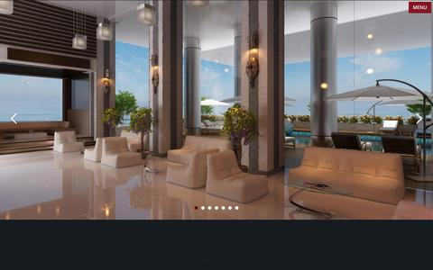 Screenshot of Home Page vectorsol.com - 3d rendering, architectural visualization, 3d modelling, animation studio, product rendering, industrial animation - captured Nov. 15, 2018