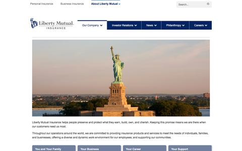 Liberty Mutual Group: Business Insurance Services and Career Information