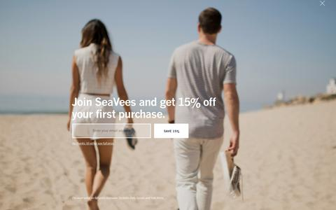 Screenshot of Privacy Page seavees.com - Privacy Policy – SeaVees - captured Feb. 21, 2018