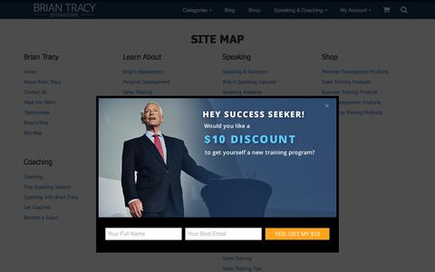 Achieve Your Personal and Professional Goals Faster - Brian Tracy International