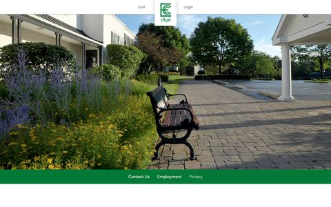 Screenshot of Privacy Page exmoorcountryclub.org - Exmoor Country Club | Privacy Policy | Highland Park | Illinois - captured July 24, 2018