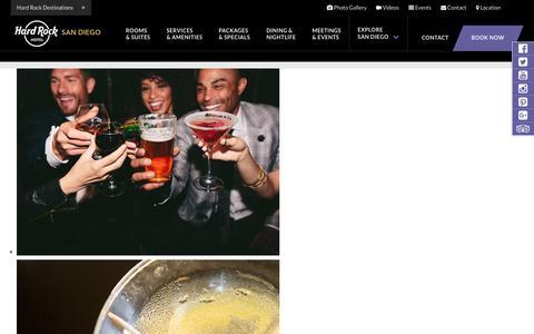 San Diego Nightclub & Bar – 207 Best Downtown Club – Hard Rock Hotel SD