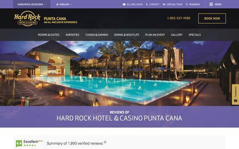 Guest Reviews | Hard Rock Hotel Punta Cana