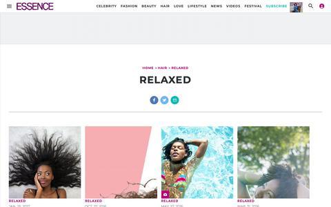 Relaxed | Essence.com
