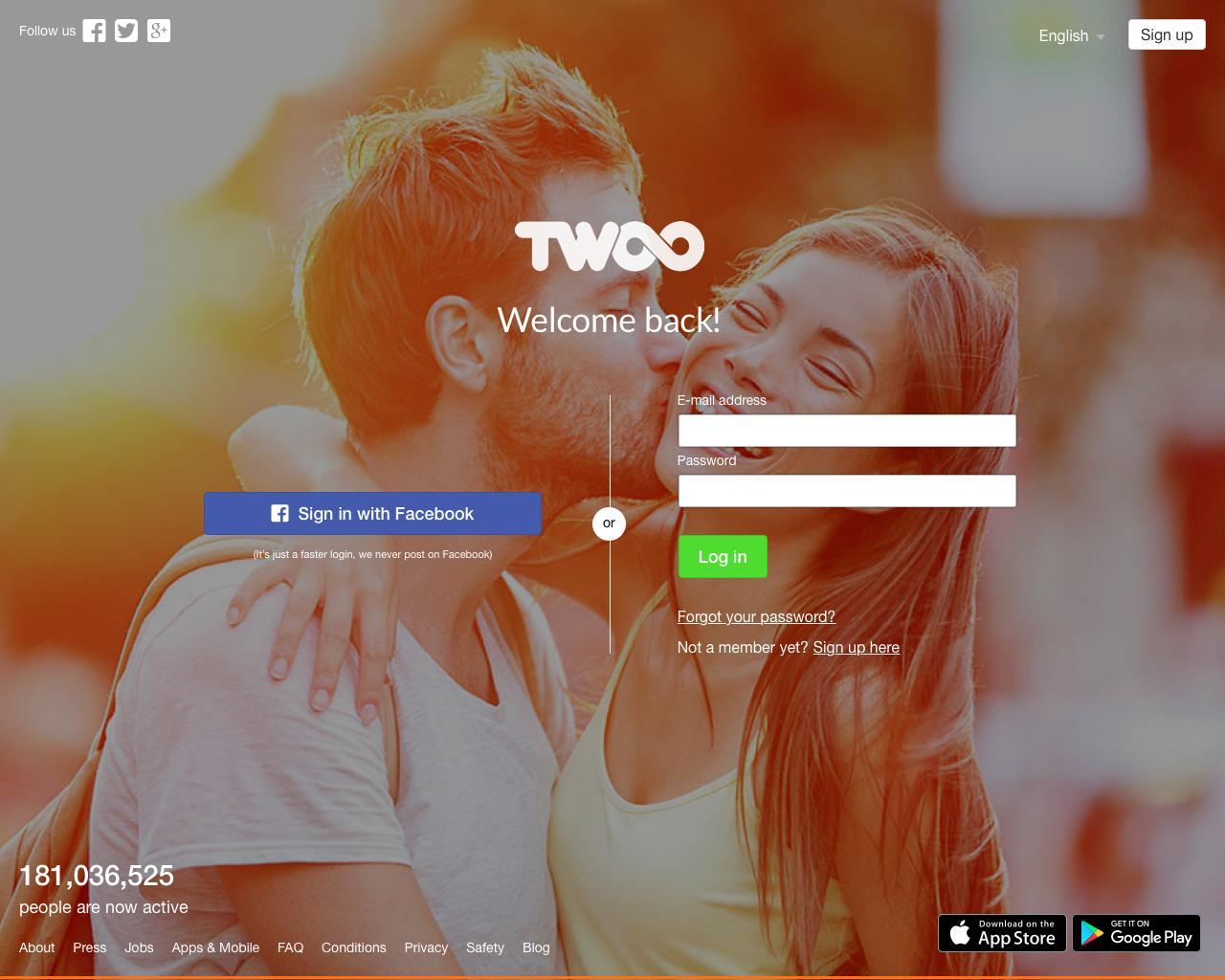 twoo dating site scandinavian dating website