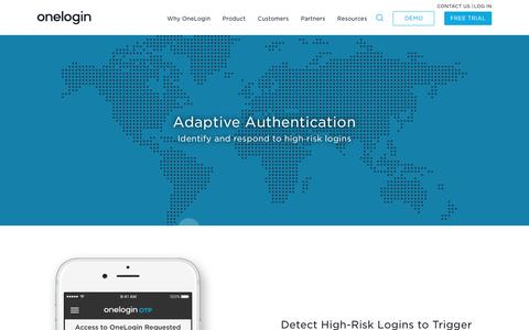 Multi-Factor Authentication Solutions - Adaptive Authentication Vendors - MFA Security Provider