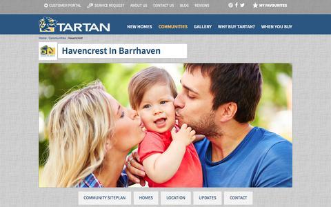 Havencrest | Tartan Homes