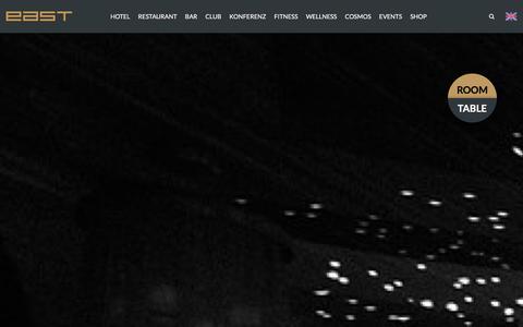Screenshot of Home Page east-hamburg.de - east-hamburg.de: east hamburg - captured Jan. 14, 2016