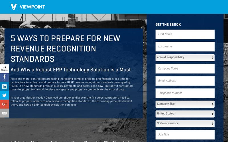 5 Ways to Prepare for New Revenue Recognition Standards