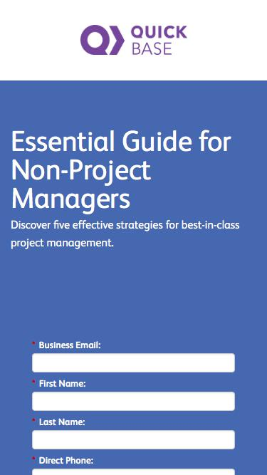 Essential Guide for Non-Project Managers