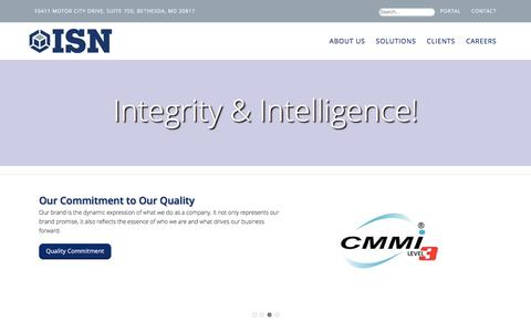ISN Corp – Information Systems & Networks Corporation