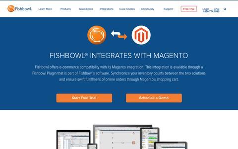 Magento Inventory Management | Fishbowl