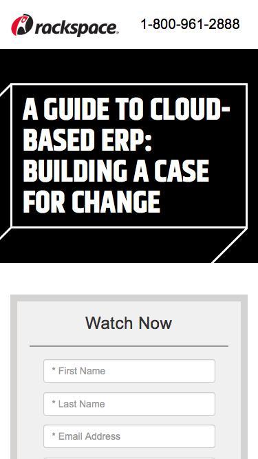 IT Innovation Webinar – Cloud-Based ERP: Building a Case for Change