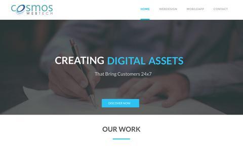 Cosmos Webtech