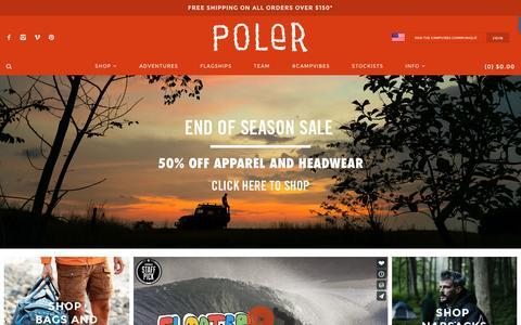 Poler Stuff | Poler Stuff