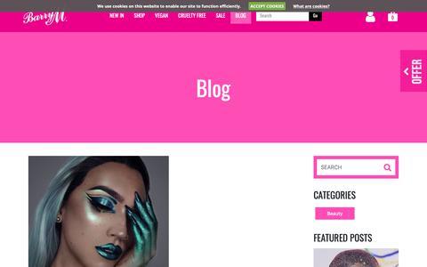 Screenshot of Blog barrym.com - Barry M - blog - captured Sept. 29, 2018