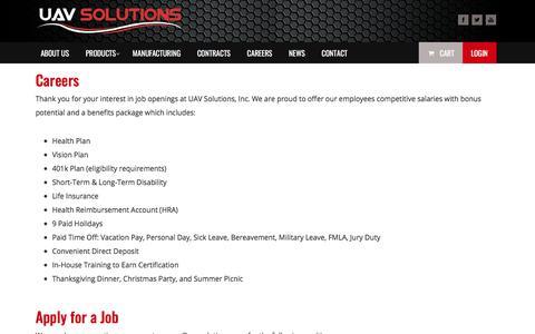 Career - UAV Solutions StoreUAV Solutions Store