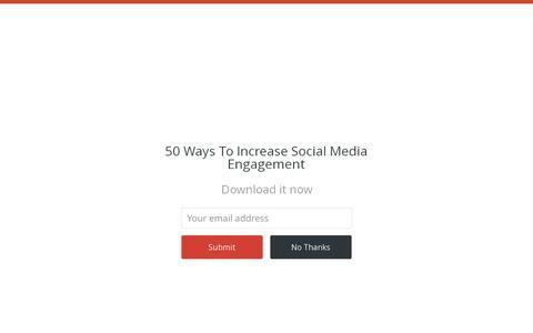 Screenshot of Blog blogbrandz.com - Social Media Tips from Blog Brandz - captured Nov. 17, 2016