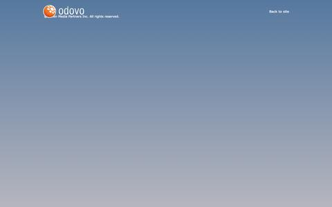 Screenshot of Signup Page solunet-infomex.com - Join odovo   solunet-infomex.com - captured Nov. 4, 2014