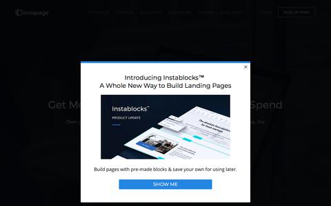 Instapage - The Most Powerful Landing Page Software for Teams