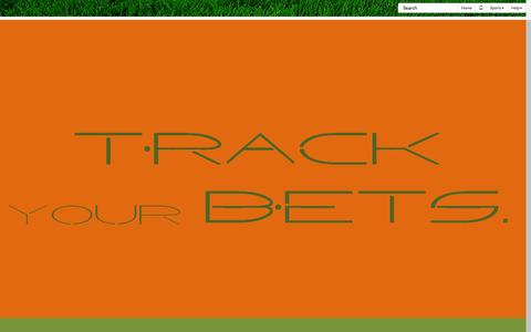 Screenshot of About Page smartbettracker.com - Smart Bet Tracker Application | About Us - captured Oct. 4, 2014