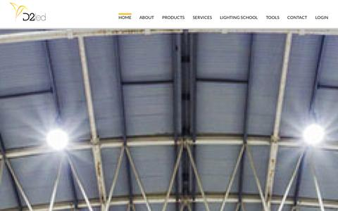 Screenshot of Home Page dtwo.com.au - Frontpage - dtwo.com.au - captured Oct. 5, 2014