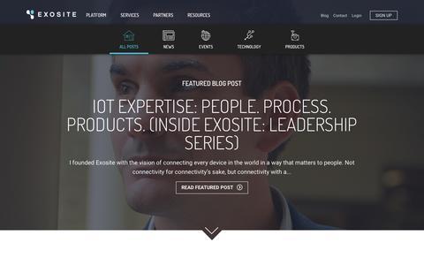 IoT News | Exosite
