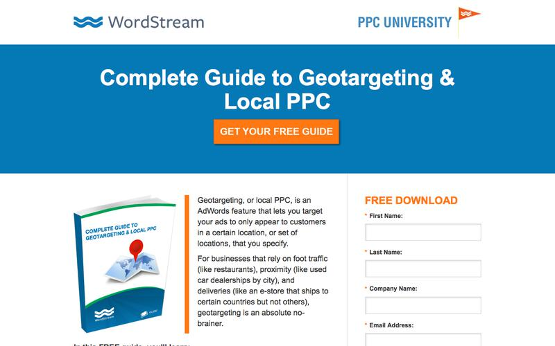 Complete Guide to Geotargeting & Local PPC