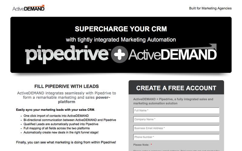 Get Complete CRM Integration