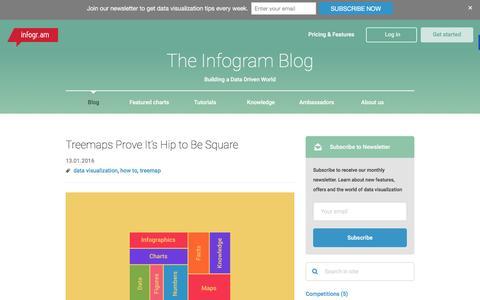 Screenshot of Blog infogr.am - Infogr.am   Blog - captured Jan. 13, 2016