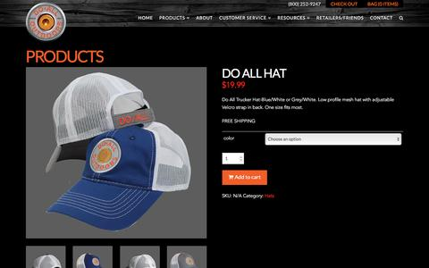 Do All Hat | Do All Outdoors