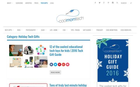 Holiday Tech Gifts Archives | Cool Mom Tech