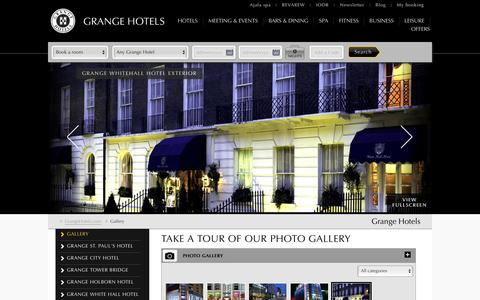 Hotel Photo Gallery | Grange Hotels