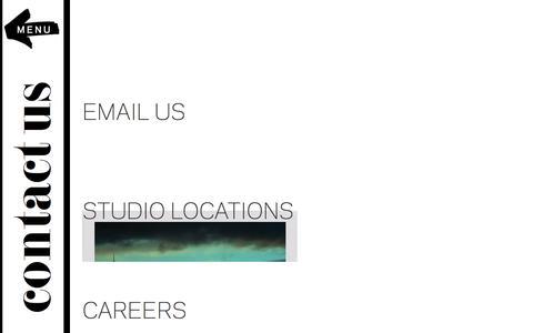 Screenshot of Locations Page splashlight.com - splashlight contact us - captured Oct. 7, 2014