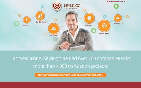 Professional Translation Services Company | Keylingo Translations